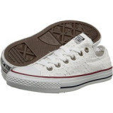 Pantofi sport femei Converse Chuck Taylor All Star Eyelet Cutout Ox | Se aduce din SUA | Livrare in cca 8-12 zile lucratoare de la data comenzii