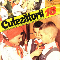 Revista Cutezatorii nr  18 anul 1974