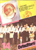 Revista Cutezatorii nr  14 anul 1983