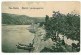 1534 - ADA  - KALEH - Vedere din insula - old postcard - unused