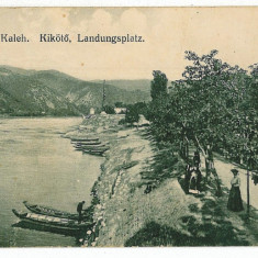 1534 - ADA - KALEH - Vedere din insula - old postcard - unused