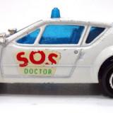 MAJORETTE-REGULAR-SCARA 1/64 - ALPINE A 310 ,,S.O.S. DOCTOR''++2501 LICITATII !!