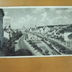 Carte posta Targu Mures Marosvasarhely Fo - ter