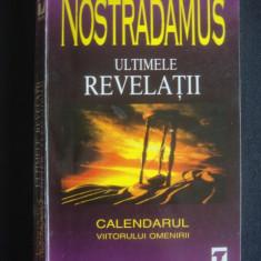 PETER LEMESURIER - NOSTRADAMUS ULTIMELE REVELATII - Carte ezoterism