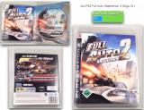 JOC PS3 Sony Full Auto 2 Battlelines 12+ original Play Station stare buna game gaming consola Garantia de Livrare, 12+