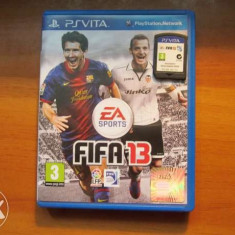Fifa 13 Ps Vita Vand/Schimb - Jocuri PS Vita, Sporturi, 3+, Single player