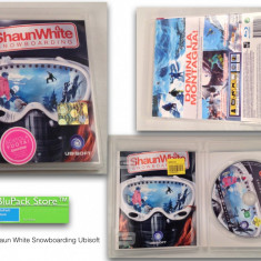 JOC PS3 Sony SHAUN WHITE SNOWBOARDING Ubisoft 3+ original Play Station stare buna game gaming consola Garantia de Livrare - Jocuri PS3 Sony, 3+