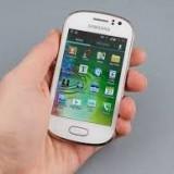 Oferta Telefon Mobil Samsung Galaxy Fame Lite S6790N ( ALB) - Telefon Samsung, 4GB, Neblocat, Single core, 512 MB
