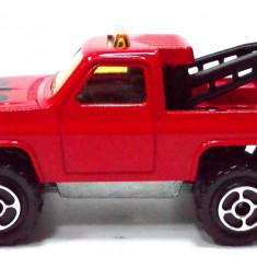 MAJORETTE-REGULAR-SCARA 1/64 -CHEVROLET TOW TRUCK - ++2501 LICITATII !! - Macheta auto