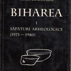 Biharea I - sapaturi arheologice (monografie arheologica) - S. Dumitrascu - Carte Istorie
