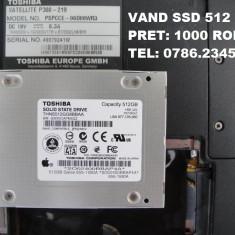 VAND SSD 512 GB TOSHIBA - HDD laptop