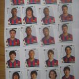 PANINI - Champions League 2009-2010 / Barcelona (20 stikere) - Colectii