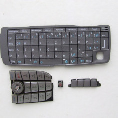 Nokia 9300 / 9300i tastele butoanele power comenzi laterale tastatura taste - Tastatura telefon mobil