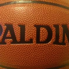 Minge baschet Spalding-Platinum, Oficiala, FIBA approved, Marime: 7
