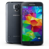 Samsung Galaxy s5 - Telefon mobil Samsung Galaxy S5, Negru, 16GB, Neblocat