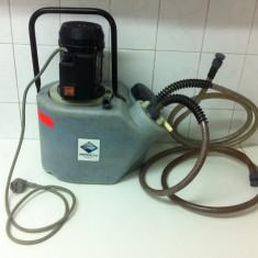 Pompa cu recipient si instalatie de decalficiere 8-400litri 1la 40 bari , 200litri la 10000 litri h