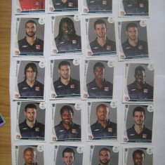 PANINI - Champions League 2009-2010 / Olympique Lyon (20 stikere)