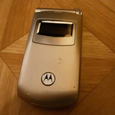 Motorola T720 - 59 lei - Telefon Motorola, Argintiu, Nu se aplica, Neblocat, Fara procesor