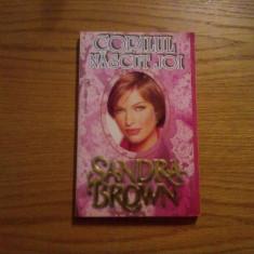 SANDRA BROWN -- Copilul Nascut Joi -- 1994, 255 p. - Roman dragoste