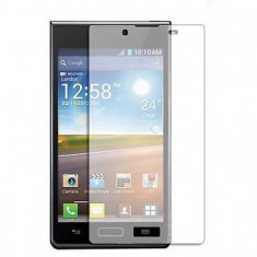 Folie LG Optimus L7 P700 P705 Transparenta - Folie de protectie LG, Lucioasa