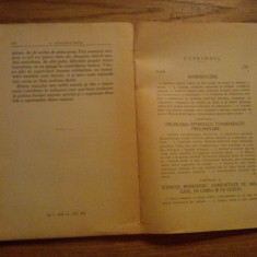 ETNICUL ROMANESC * Comunitate de Origine, Limba si Destin - C. Radulescu-Motru, Alta editura