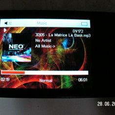 Neo Rave - mp4 player
