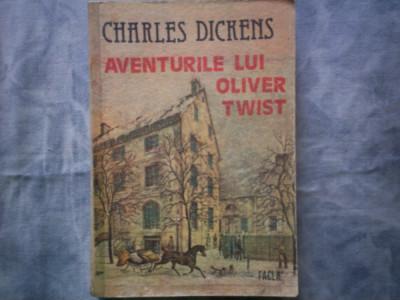 AVENTURILE LUI OLIVER TWIST - CHARLES DICKENS C11-598 foto