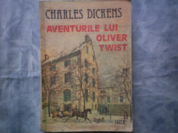 AVENTURILE LUI OLIVER TWIST - CHARLES DICKENS C11-598