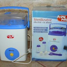 Sterilizator electric cu aburi Primii Pasi R0905 - Sterilizator Biberon