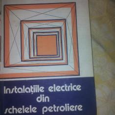 Instalatii electrice din schelele petroliere, Alta editura