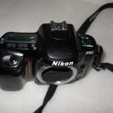 APARAT FOTO PE FILM NIKON F50, BODY - Aparat Foto cu Film Nikon