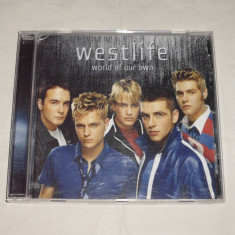 Vand cd WESTLIFE-World of our own - Muzica Dance rca records
