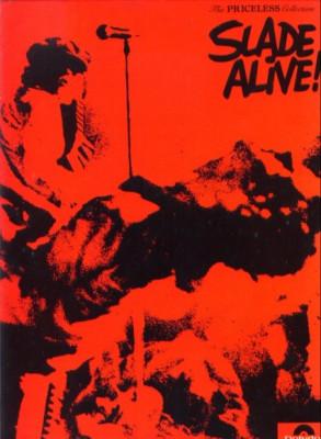 -Y- SLADE ALIVE ! DISC VINIL LP foto