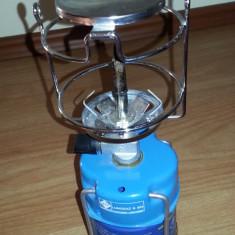 Lampa pentru camping cu gaz CAMPING GAZ N 206 (INCOMPLECT) Made in France 200