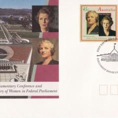 AUSTRALIA 1993 FEMEI IN PARLAMENTUL AUSTRALIAN