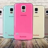 Husa Samsung Galaxy S5 TPU 0.3mm + Folie by Yoobao Originala Red