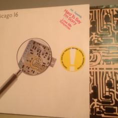 CHICAGO - 16 (1982/WARNER REC /RFG ) - gen :JAZZ/ROCK - disc vinil/vinyl - Muzica Rock
