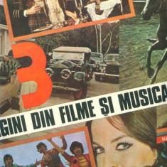 -Y- PAGINI DIN FILME SI MUSICALURI 3 - ( CA NOU ! ) DISC VINIL LP - Muzica soundtrack electrecord