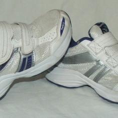 Adidasi copii KALENJI - nr 30, Baieti, Alb