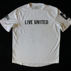 Tricou Brooks Liverpool, Live United; marime XS, vezi dim.; impecabil, ca nou - Tricou barbati, Culoare: Din imagine, Maneca scurta
