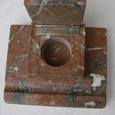 Calimara din granit pentru birou