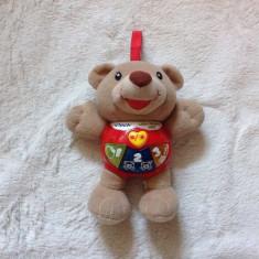 Ursulet Alfie vtech - Jucarie pentru patut