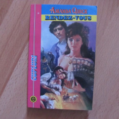 RENDEZ-VOUS-AMANDA QUICK-historical romance