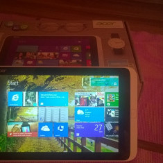 Tableta acer iconia w3, 8 inch, 32 Gb, Wi-Fi, Windows 8.1