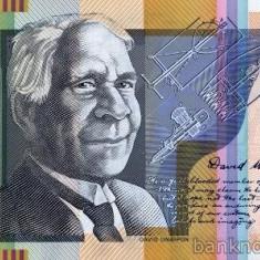 AUSTRALIA █ bancnota █ 50 Dollars █ 2008 █ P-60 █ UNC █ necirculata █ polymer