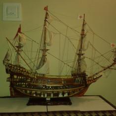 Corabie - Galion Sfantul Ioan Botezatorul - Macheta Navala