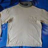 Bluza Nautica; marime XL: 68.5 cm bust, 73 cm lungime, 61 cm maneca; 100% bumbac