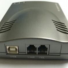 Interfata VOIP Tiptel cyberBOX 100 Skype (914)
