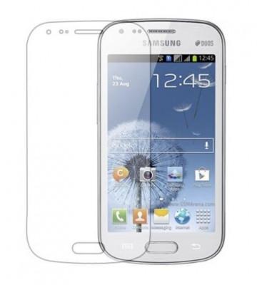 Folie Samsung Galaxy S Duos 2 S7582 S7580 Transparenta foto