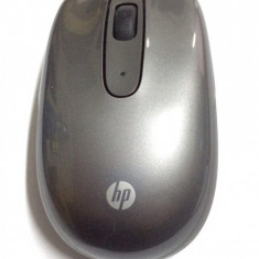 Mouse Wireless HP (LR918AA) - Fara RECEIVER USB (569), Laser, 1000-2000